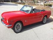 1965 Ford V8 Ford Mustang convertible